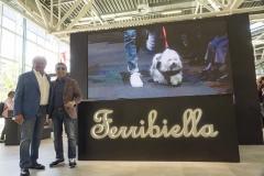 Il sig. Alberto Avonto, proprietario di Ferribiella insieme al sig. Giuseppe Vilardo.